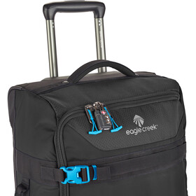 Eagle Creek Expanse Wheeled International Carry-On Duffelilaukku 37L, black
